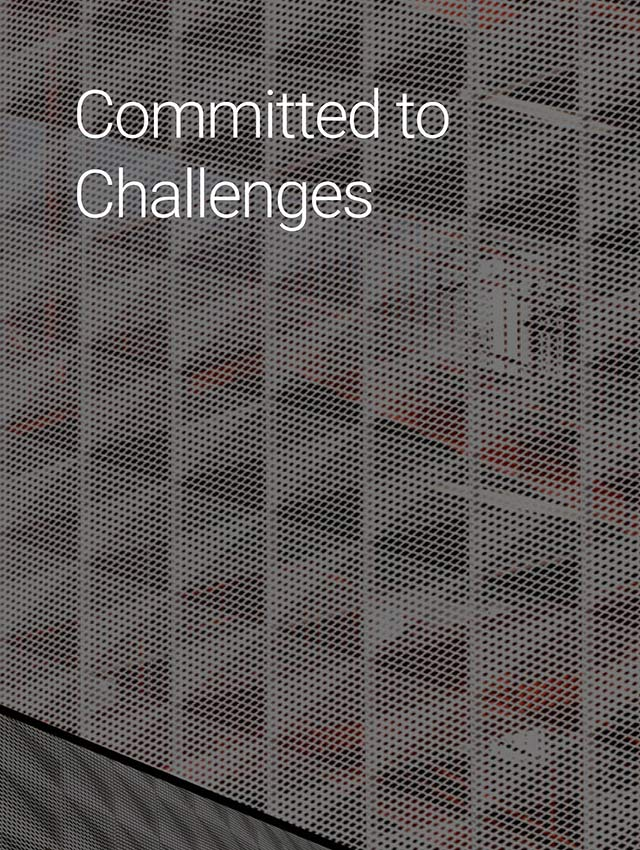 Committed to Challenges